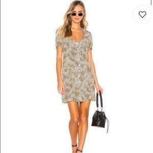 AMUSE society Printed dress